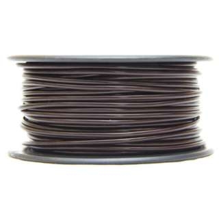 3D FILAMENT ABS BROWN 3MM 0.5KG 1.25IN CENTER HOLE