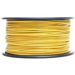 3D FILAMENT PLA GOLD 3MM 0.25KG 1.20IN CENTER HOLE