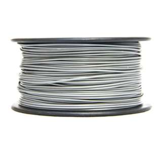 3D FILAMENT ABS SILVER 3MM 0.5KG 1.25IN CENTER HOLE
