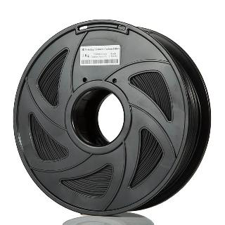 3D FILAMENT PLA 1.75MM BLACK 1KG 2IN CENTER