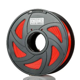 3D FILAMENT PLA 1.75MM RED 1KG 2IN CENTER