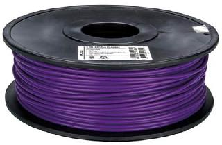 3D FILAMENT PLA PURPLE 3MM 1KG 2IN CENTER HOLE