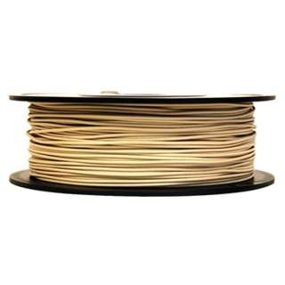 3D FILAMENT WOOD BROWN 1.75MM 1KG 2IN CENTER HOLE