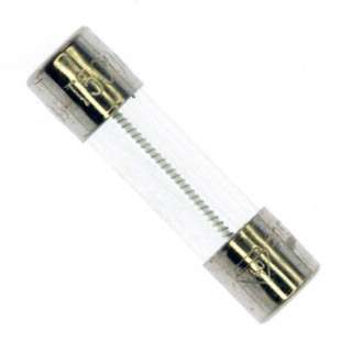 FUSE SB 5A 250V 5X20MM GLASS 