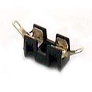 FUSE BLOCK 4.5X15MM SINGLE SOLDER END