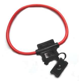 FUSE HOLDER AUTO IL ATO 8AWG 