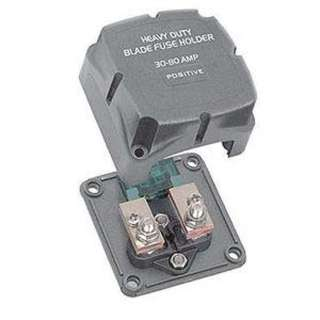 FUSE HOLDER HEAVY DUTY BLADE TYPE 30-80AMP
