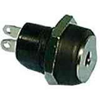 DC POWER JACK .65X2.35MM CHMT 