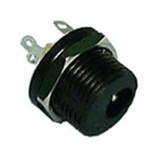DC POWER JACK 2.1MM CHMT PLASTIC 