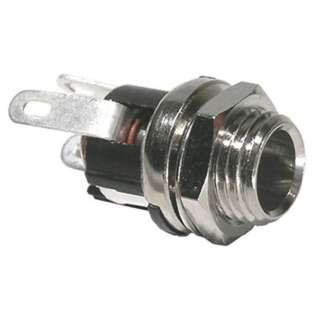 DC POWER JACK 2.5MM CHMT SOL 