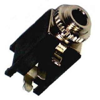 AUDIO JK 3.5 MONO CLOSED CIRCUIT PLASTIC CHMT