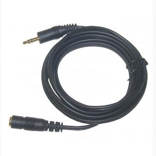AUDIO CABLE 3.5 STEREO PL-JK 12F 12FT  (CA1024-12)
