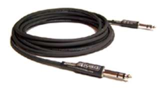 AUDIO CABLE 6.3STR PL-PL 6FT 