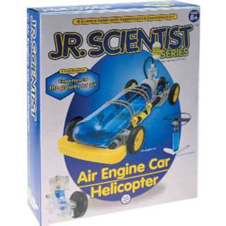 AIR ENGINE CAR/HELICOPTER 