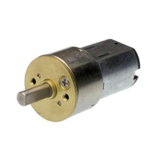 MOTOR GEAR 3-6V 120-240RPM 948MA 100:1 MINI METAL GEAR MOTOR