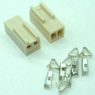 MOLEX HOUSE KIT 2.5MM 2S W/PINS 