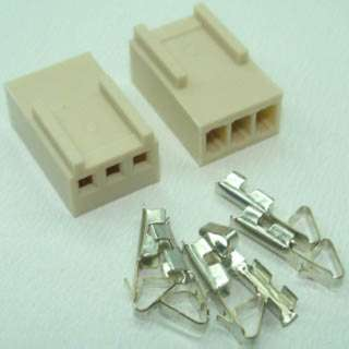 MOLEX SKT 2.5MM 3S W/CAT EAR PINS