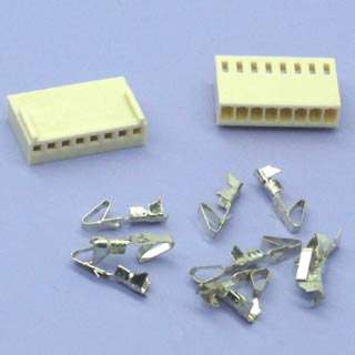 MOLEX SKT 3.9MM 8S WITH CAT EAR PINS