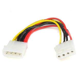 MOLEX CABLE ASSY 4P MALE/FEMALE 