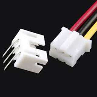 JST PH CABLE RA PLUG/SOCKET TO WIRES ON OTHER END 3PIN 15CM