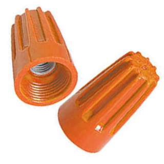 WIRE NUT 22-14AWG ORANGE 