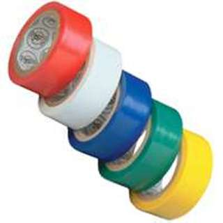 TAPE ELECTRICAL PVC ASSORTED 