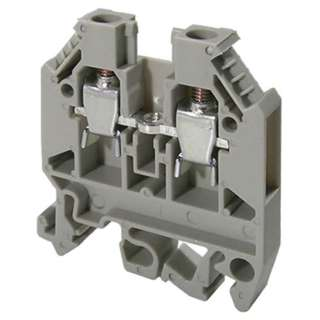 TERM BLOCK DIN RAIL 22-8AWG 40A 600V