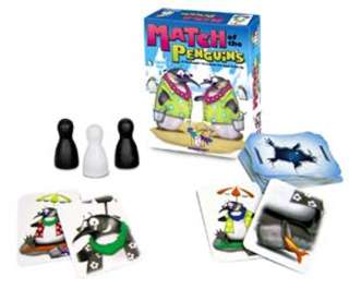 MATCH OF THE PENGUINS PLAYING CARDS