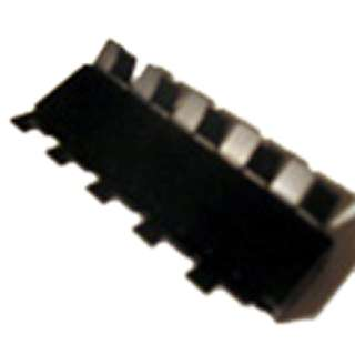 HEATSINK IC 57X13X10MM BLACK 