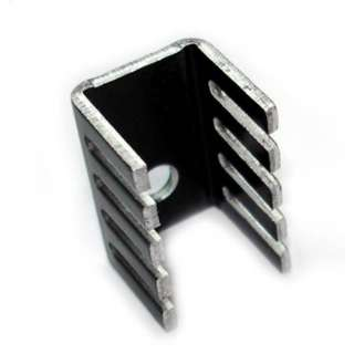 HEATSINK TRANS TO220 19X13X13MM 