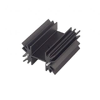 HEATSINK TRANS TO220 25X42X64MM 