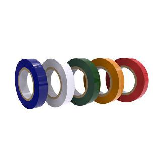 TAPE ELECTRICAL PVC ASSORTED 1/4INX20FT