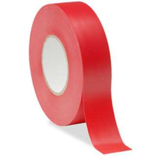 TAPE INSULATING PVC RED 3/4IN 66FT