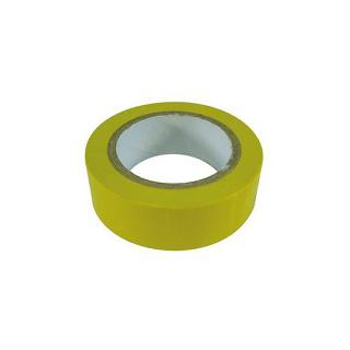 TAPE INSULATING PVC YELLOW 3/4INX29.5FT