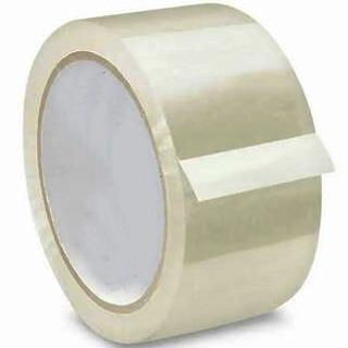 TAPE PACKING 48MM X 50M CLEAR 