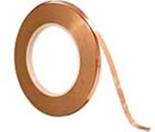TAPE COPPER FOIL .12INX20FT .5A 