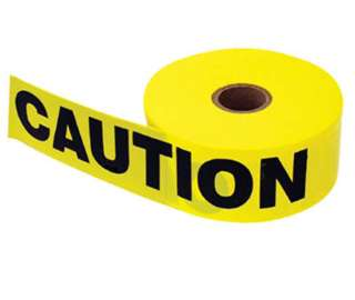 TAPE CAUTION 3INX500FT 
