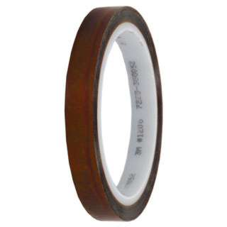TAPE KAPTON 1/2IN 32.9M POLYIMID FILM