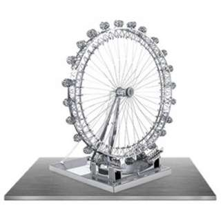LONDON EYE METAL EARTH 3D METAL MODEL KITS