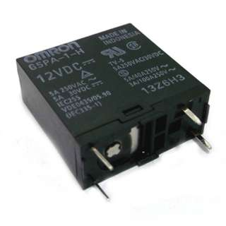 RELAY DC 12V 1P1T 5A 4P PCMT TV-5