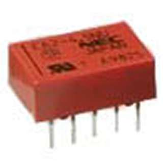 RELAY DC 12V 2P2T 1A 10P PC DIP 