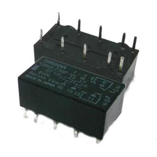RELAY DC LATCHING 6V