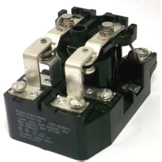RELAY AC 120V 2P2T 30A 8P SCREW 30A/240VAC 20A/277VAC 10A/600VAC
