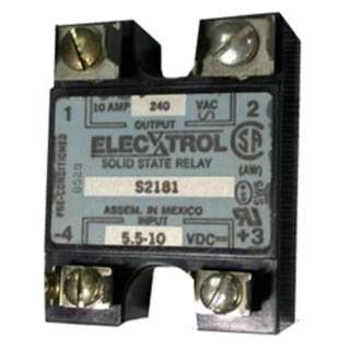 RELAY SSDC 5.5-10V 10A/240VAC SCREW TERMINAL