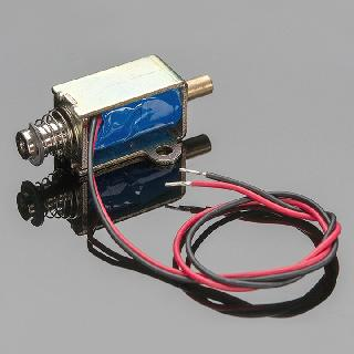 SOLENOID DC 12V PUSH/PULL 5N STARTING FORCE