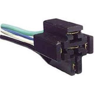 RELAY SOCKET AUTO 5P WITH WIRES 