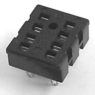 RELAY SOCKET SQUARE BASE