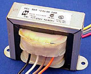 TXFR 24VCT .2A OR 12V .4A CHMT IP117/234V W/WIRES