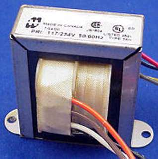 TXFR 24V 1A OR 12V 2A CHMT IP117/234V W/WIRES