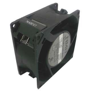FAN AC 115V 3.1X1.5IN 0.087A 22 CFM 2100RPM 36DB W/TAB METAL